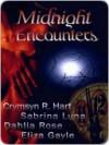 Midnight Encounters - Crymsyn Hart, Sabrina Luna, Dahlia Rose, Eliza Gayle