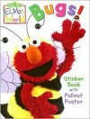 Sesame Street Elmo's World Sticker Book With Poster (Sesame Street Elmo's World) - Louis Womble, Bendon Publishing