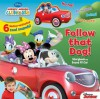 Disney Mickey Mouse Clubhouse Follow That Dog! Storybook and Sound FX Car - Walt Disney Company, Reader's Digest Association, Reader's Digest Association