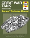 Great War Tank: 1915-1945 (all models) - David Fletcher