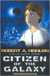 Citizen of the Galaxy (Audio) - Robert A. Heinlein