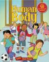 Human Body Lift-the-Flap - Deborah Murrell, Anthony Lewis