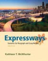 Expressways: Scenarios for Paragraph and Essay Writing Plus NEW MyWritingLab with eText -- Access Card Package (3rd Edition) - Kathleen T. McWhorter