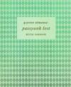 g-point almanac: passyunk lost - Kevin Varrone