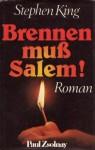 Brennen muss Salem! - Ilse Winger, Christoph Wagner, Stephen King