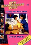 Claudia and Mean Janine - Ann M. Martin