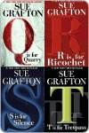 Four Sue Grafton Novels (Kinsey Millhone Mystery) - Sue Grafton
