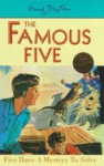 Five Have A Mystery To Solve - Enid Blyton, Eileen Soper