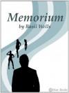 Memorium - Basil Wells