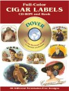 Full-Color Cigar Labels CD-ROM and Book - Dover Publications Inc.