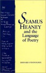 Seamus Heaney and the Language of Poetry - Bernard O'Donoghue