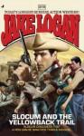 Slocum 379: Slocum and the Yellowback Trail - Jake Logan