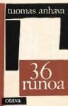 36 runoa - Tuomas Anhava