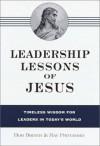 Leadership Lessons of Jesus - Bob Briner, Ray Pritchard