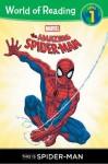 Spider-Man, Amazing (Classic): This is The Amazing Spider-Man Level 1 Reader (World of Reading) - Thomas Macri