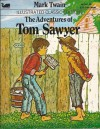 The Adventures of Tom Sawyer (Illustrated Classic Editions) - Deidre S. Laiken, Mark Twain
