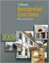 Residential Cost Data - Robert W. Mewis