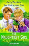 The Naughtiest Girl Keeps a Secret - Anne Digby, Enid Blyton