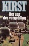 Het uur der vergelding - Hans Hellmut Kirst
