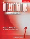 Interchange Student's Book 1 (Interchange Third Edition) - Jack C. Richards, Jonathan Hull, Susan Proctor