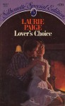 Lover's Choice - Laurie Paige