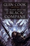 The Many Deaths of the Black Company (Chronicle of the Black Company) - Glen Cook