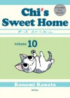 Chi's Sweet Home, Volume 10 - Kanata Konami