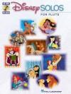 Disney Solos for Flute (Book & CD-ROM) - Hal Leonard Publishing Company