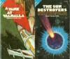A Yank at Valhalla / The Sun Destroyers - Edmond Hamilton, Ross Rocklynne