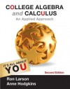 College Algebra and Calculus: An Applied Approach - Ron Larson, Anne V. Hodgkins