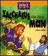 Zacchaeus, the Little Man - Robin Currie