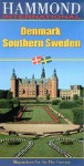 Denmark and Southern Sweden - Hammond World Atlas Corporation