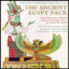 The Ancient Egypt Pack: A Three-Dimensional Celebration of Egyptian Mythology, Culture, Art, Life.. - Christos Kondeatis, Sara Maitland