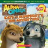 Alpha and Omega: Kate and Humphrey's Big Adventure / All About Wolves: (Flip Book) - Rebecca McCarthy