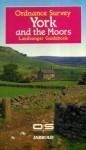 York and the Moors (Landranger Guidebook) - Charles Fowkes