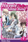 Hayate the Combat Butler, Vol. 6 - Kenjiro Hata