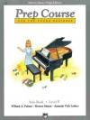 Alfred's Basic Piano Prep Course Solo Book, Bk F (Alfred's Basic Piano Library) - Willard A. Palmer, Morton Manus, Amanda Lethco