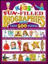 The kids' fun-filled biographies: More than 500 people - Sean Stewart Price