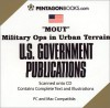 Mout (Military Operations In Urban Terrain) - United States Department of Defense