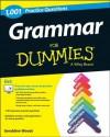 1,001 Grammar Practice Problems For Dummies (For Dummies (Language & Literature)) - Geraldine Woods