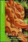 Koi's Python - Miriam Moore, Don Tate