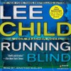 Running Blind - Lee Child, Johnathan McClain