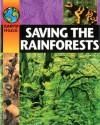 Saving The Rainforest (Earth Watch) - Sally Morgan