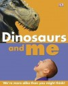 Dinosaurs and Me - Marie Greenwood