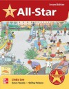 All Star Level 1 Student Book with Workout CD-ROM and Workbook Pack - Linda Lee, Grace Tanaka, Shirley Velasco