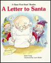 A Letter to Santa (A Giant First-Start Reader) - Janet Craig, Laura Rader
