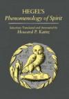 Hegel's Phenomenology of Spirit: Selections - Georg Wilhelm Friedrich Hegel