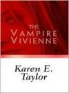 The Vampire Vivienne - Karen Taylor