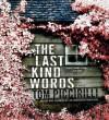The Last Kind Words: A Novel (Audio) - Tom Piccirilli, Mike Chamberlain