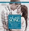 The Last Song (Audio) - Nicholas Sparks, Scott Sowers, Pepper Binkley